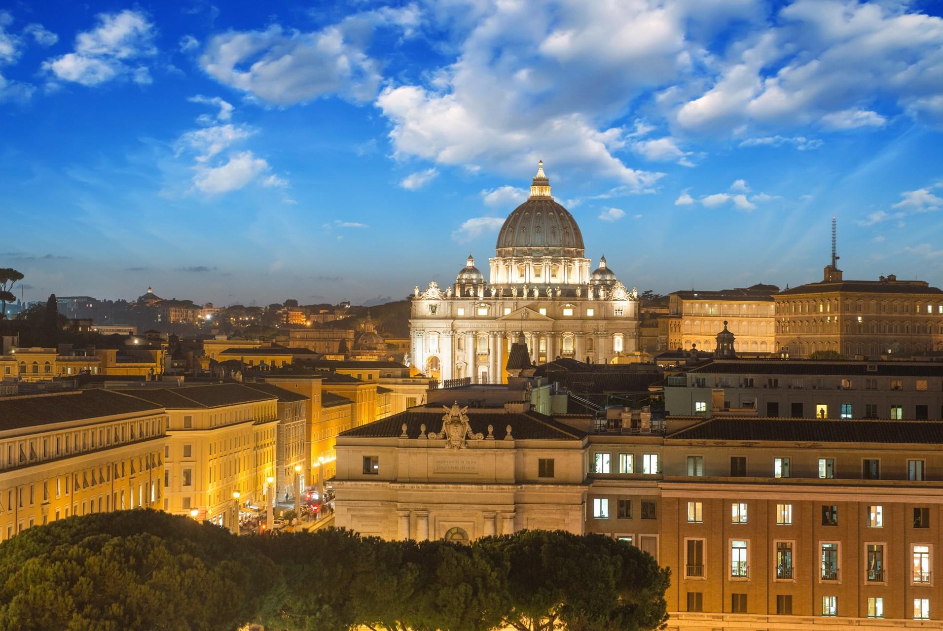 Vatican City - Holy Catholic Church - Città Del Vaticano